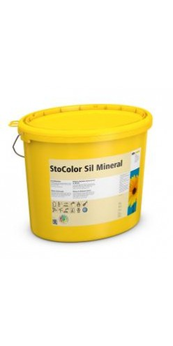 Краска StoColor Sil Mineral (15л)